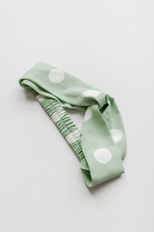 NATALIA HEAD BAND (MINT)